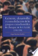 Génesis, desarrollo y consolidación de los grupos estudiantiles de choque en la UNAM (1930-1990)