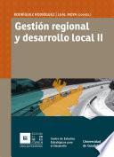 Gestión regional y desarrollo local 2