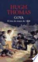 Goya : el tres de mayo de 1808