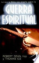 Guerra espiritual:Lo que enseña la Biblia
