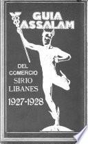 Guía Assalam del comercio sirio-libanes en la República Argentina