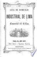 Guia de domicilio é industrial de Lima y comercial de la provincias del Callao y Huancayo