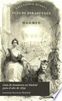 Guía de forasteros en Madrid para el año de 1859