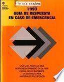 Guia de respuesta en caso de emergencia