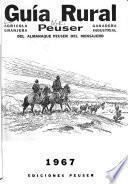 Guía rural Peuser del Almanaque Peuser del mensajero