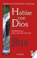Hablar con Dios - Julio 2016
