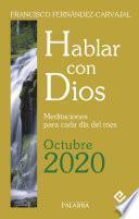 Hablar con Dios - Octubre 2020