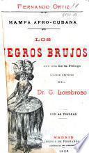 Hampa afro-cubana