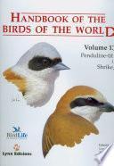 Handbook of the Birds of the World