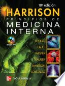 Harrison: principios de medicina interna (18a. ed.)
