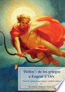 Helios: de los griegos a Eugeni d'Ors