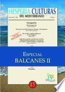 Hesperia Nº 15 Balcanes II Culturas del Mediterráneo