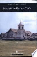 Historia andina en Chile