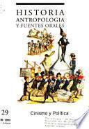 Historia antropología y fuentes orales