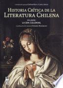 Historia crítica de la literatura chilena