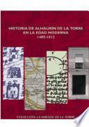 Historia de Alhaurín de la Torre en la Edad Moderna
