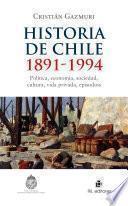 Historia de Chile : 1891-1994