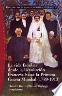 Historia de la familia europea
