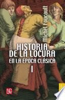 Historia de la locura en la época clásica, I