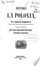 Historia de la Polonia