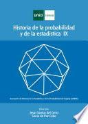 Historia de la probabilidad y de la estadística IX