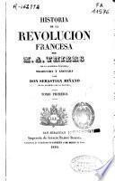 Historia de la Revolucion francesa