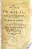 Historia de la verdadera cuna de Miguel de Cervantes Saavedra y López