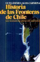 historia de las fronteras de chile
