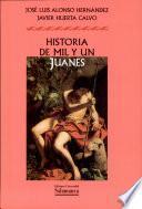 Historia de mil y un Juanes. Onomástica, literatura y folclore