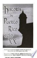 Historia de Puerto Rico, siglo XX