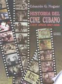 Historia del cine cubano