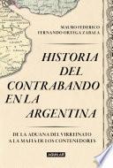 Historia del contrabando en la Argentina