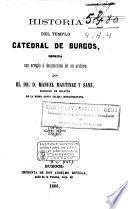 Historia del templo catedral de Burgos