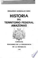 Historia del Territorio Federal Amazonas