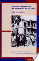 Historia diplomática de Venezuela 1830-1900