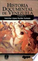 Historia documental de Venezuela