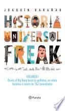 Historia universal freak (Edición mexicana)
