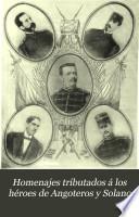 Homenajes tributados á los héroes de Angoteros y Solano