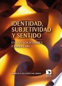 Identidad, subjetividad y sentido en las sociedades complejas