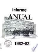 Informe anual del director administrativo de los tribunales