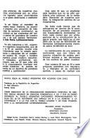 Informe ODCA