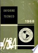 Informe Tecnico 1968