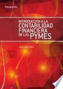 Introducción a la contabilidad financiera de las pymes
