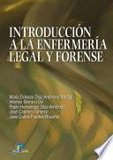 Introducción a la enfermería legal y forense