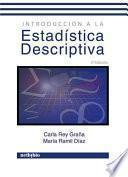 Introducción a la Estadística Descriptiva.