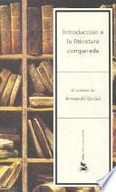 Introducción a la literatura comparada