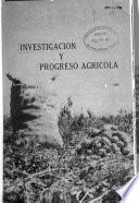 Investigación y progreso agrícola