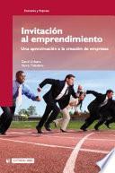 Invitación al emprendimiento