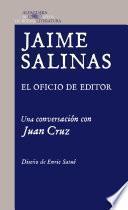 Jaime Salinas. El oficio de editor