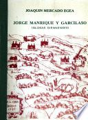 Jorge Manrique y Garcilaso